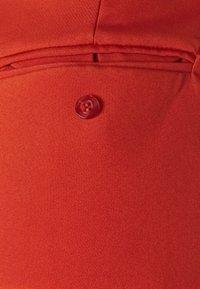 Missguided Petite - TAILORED CIGARETTE TROUSER - Trousers - orange - 5