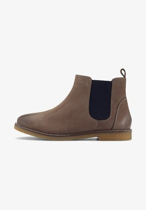 CHELSEA-BOOTS  - Ankle boots - mittelgrau