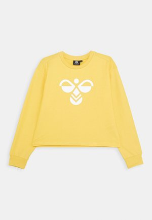 CINCO - Sweatshirt - cream gold