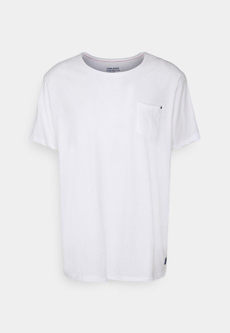 Blend - BHNOEL TEE - T-shirt basique - white