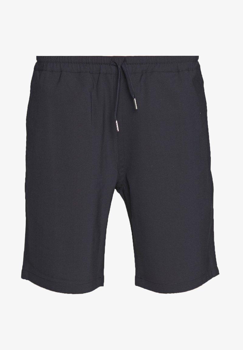 sandro - AVEC CORDON - Shorts - marine