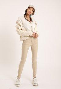 Pimkie - Jeans Skinny Fit - beige - 1