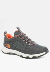 The North Face - M ULTRA FASTPACK IV FUTURELIGHT - Hiking shoes - zinc grey/persian orange - 6