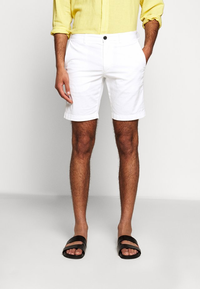 ZAINE - Shorts - white