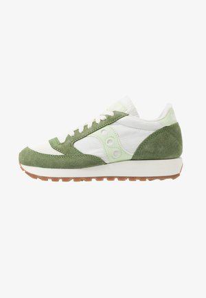 JAZZ VINTAGE - Sneaker low - green/white/seafoam