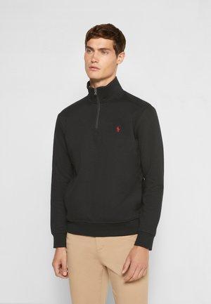 LONG SLEEVE - Sweatshirt - polo black