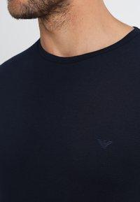 Emporio Armani - CREW NECK 2 PACK  - Undershirt - navy blue - 4