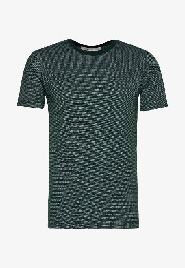UNISEX ADAM - T-shirt print - pine grove