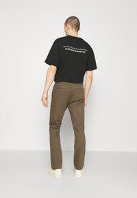 NN07 - THEO  - Trousers - clay - 2