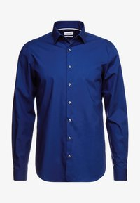 Calvin Klein Tailored - POPLIN STRETCH SLIM FIT - Formal shirt - blue - 4