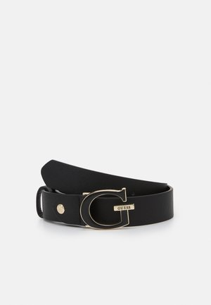 DALMA ADJUST PANT BELT - Ceinture - black