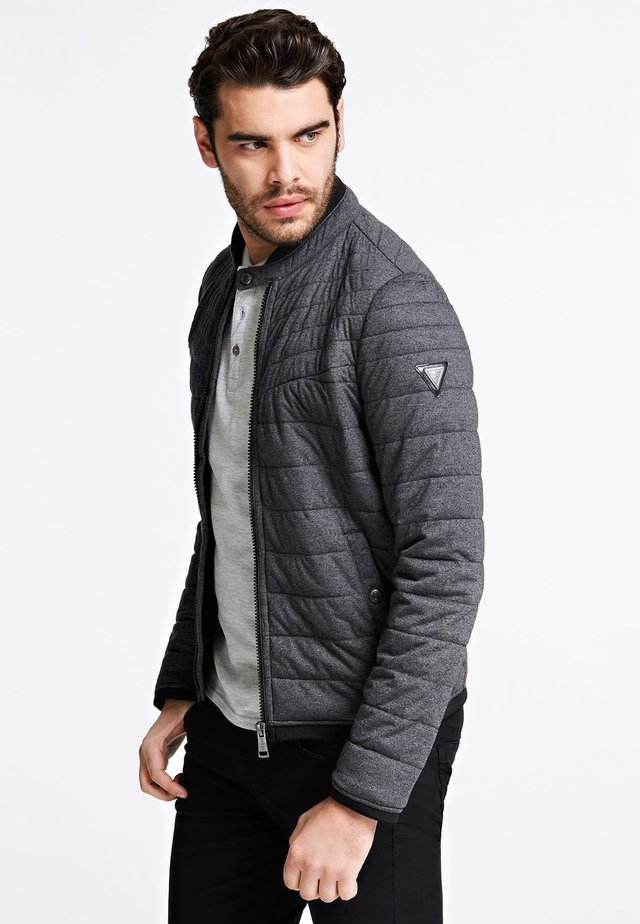 STEPPJACKE - Light jacket - grau