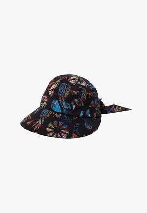 HAT TROPICUBAN PRINT - Hat - black
