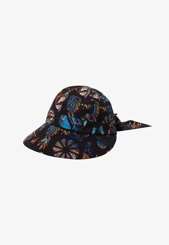 HAT TROPICUBAN PRINT - Hat - black