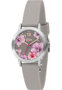 s.Oliver - Watch - grey - 2
