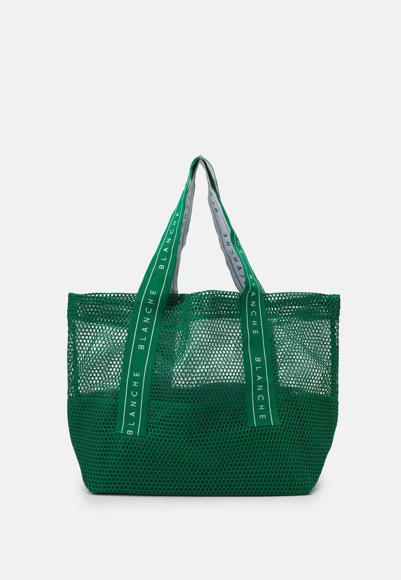 BLANCHE - TOTE LOGO - Tote bag - stella