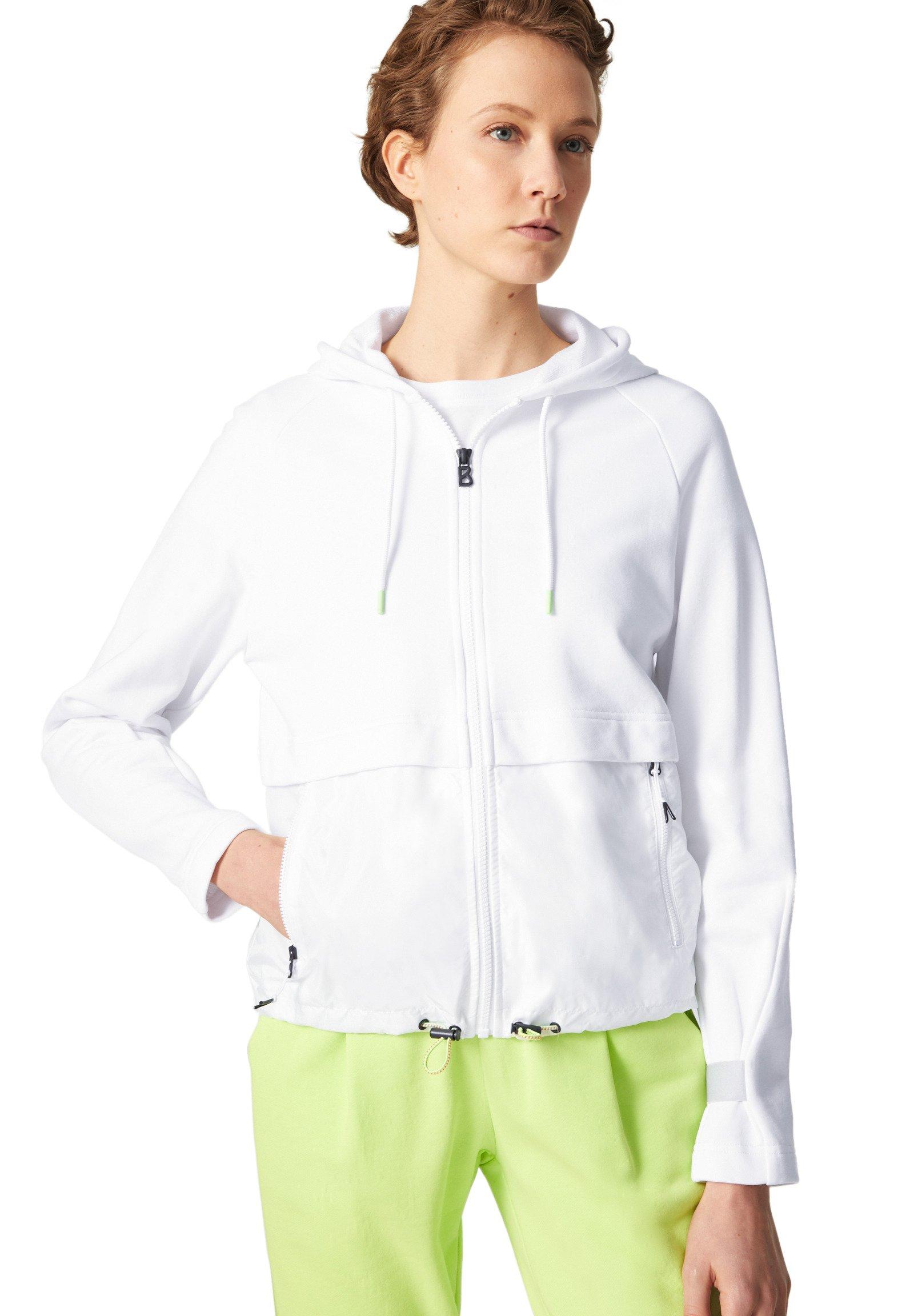 Femme AURORA - Sweat à capuche zippé