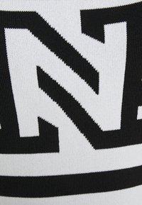 NIKKIE - JEAN DRESS - Jumper dress - white/black - 6