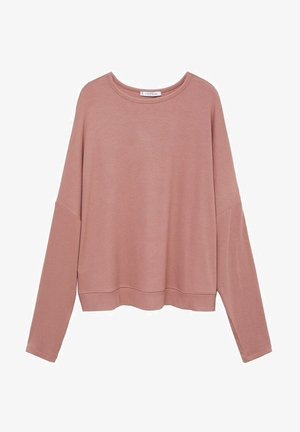 ATLANTA - Long sleeved top - rosa