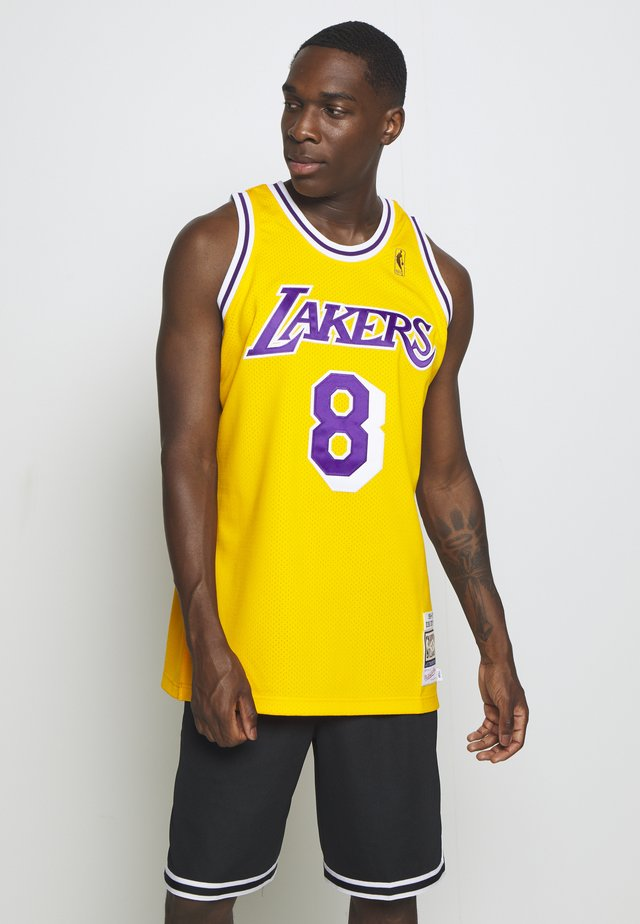 NBA KOBE BRYANT LA LAKERS 96-97 SWINGMAN - Article de supporter - light gold