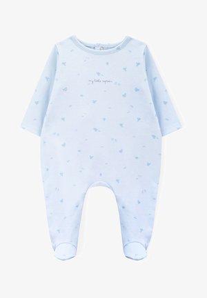 Sleep suit - aquatic blue