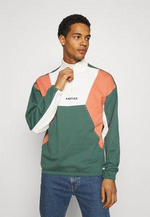 UNISEX CREW ARNOLD - Sweatshirt - green