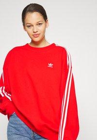 adidas Originals - Sweatshirt - red - 6