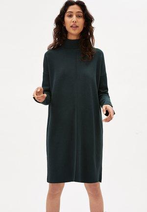SIENNAA - Jumper dress - vintage green