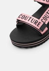Versace Jeans Couture - Platform sandals - rose - 6
