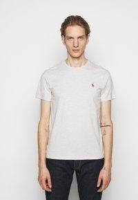 Polo Ralph Lauren - T-shirt basic - american heather - 0