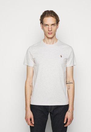 Camiseta básica - american heather