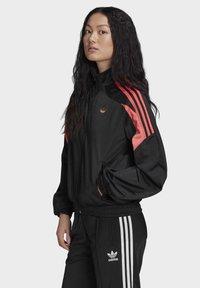 adidas Originals - TRACK TOP - Veste de survêtement - black - 3