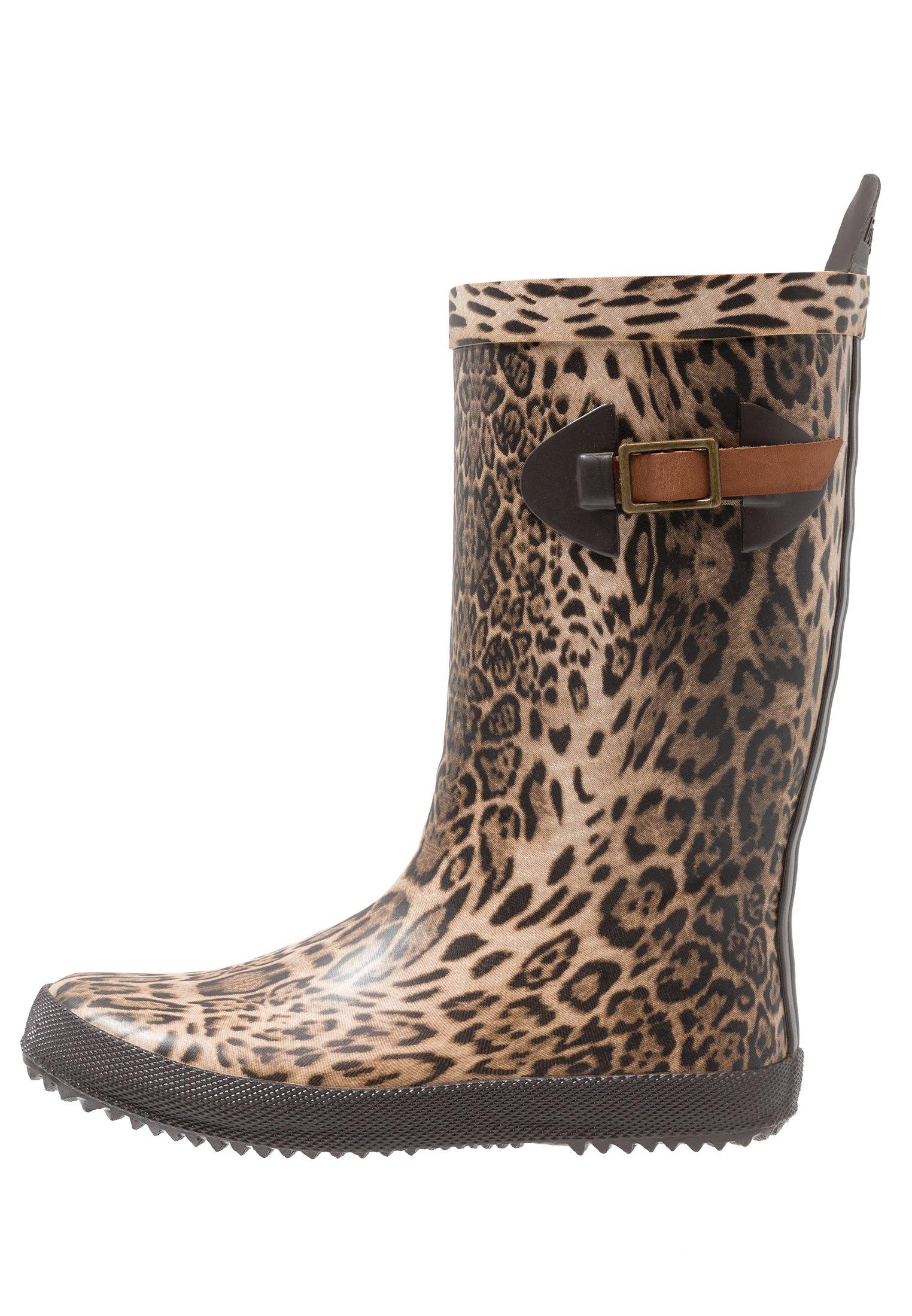 SCANDINAVIA Regenlaarzen leopard