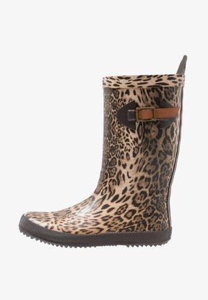 SCANDINAVIA - Wellies - leopard