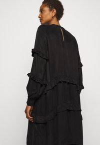 Bruuns Bazaar - SIANNA MAKKA DRESS - Cocktail dress / Party dress - black - 3