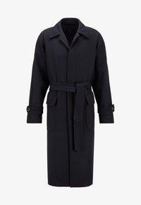 BOSS - GIBOR - Classic coat - dark blue - 4