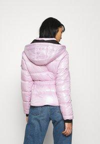 River Island - Winter jacket - lilac - 3