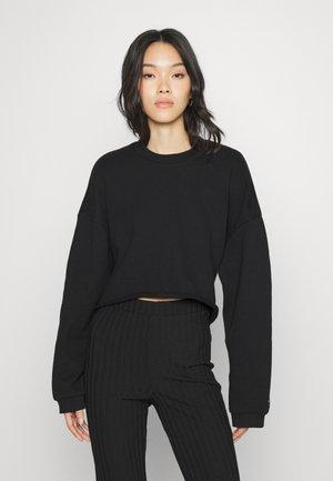 EXPAND - Sweatshirt - black