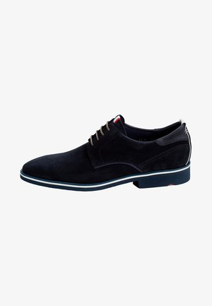 JERSEY - Casual lace-ups - black
