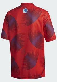 adidas Originals - T-shirts print - red - 11