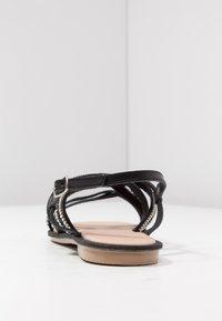 Esprit - NAZLI BAN - Sandaler - black - 5