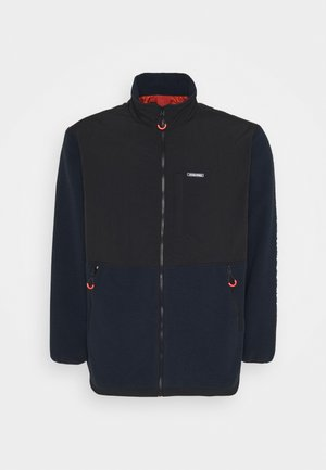 JOREDDY JACKET - Giacca in pile - navy blazer