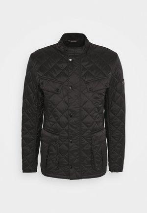 ARIEL QUIT - Lehká bunda - black