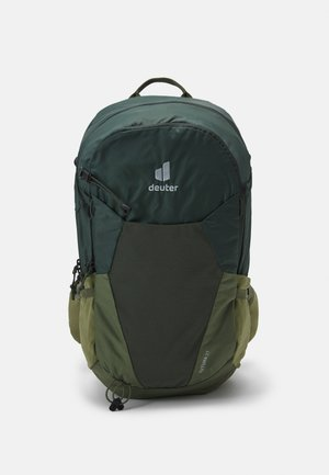 FUTURA 27 UNISEX - Backpack - ivy/khaki