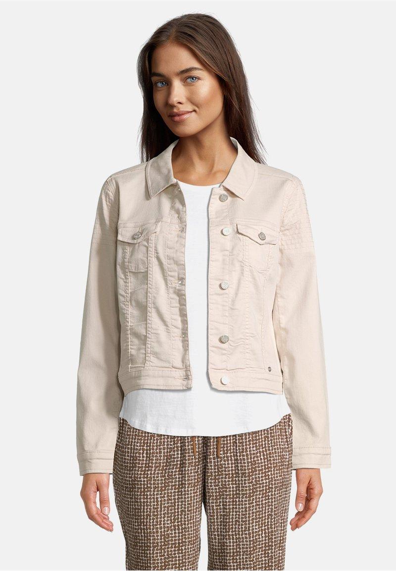 Betty & Co - Denim jacket - grau