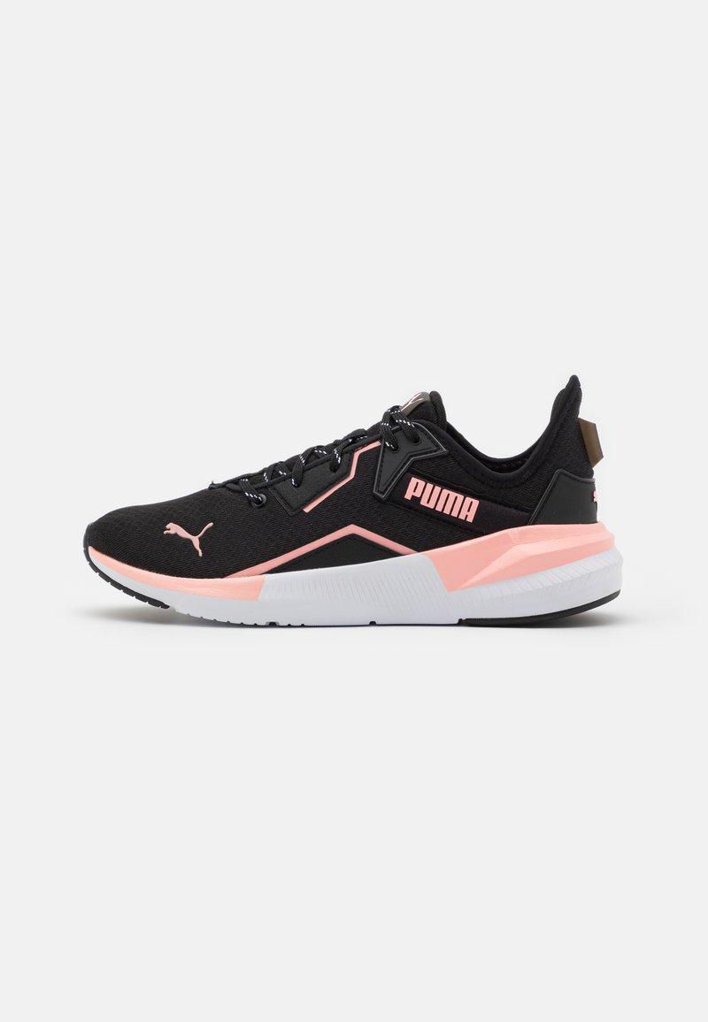 Puma - PLATINUM METALLIC - Chaussures d'entraînement et de fitness - elektro peach/black/white
