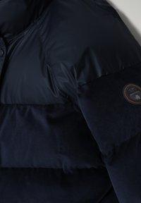 Napapijri - A-KAMPPI - Winter jacket - blu marine - 4