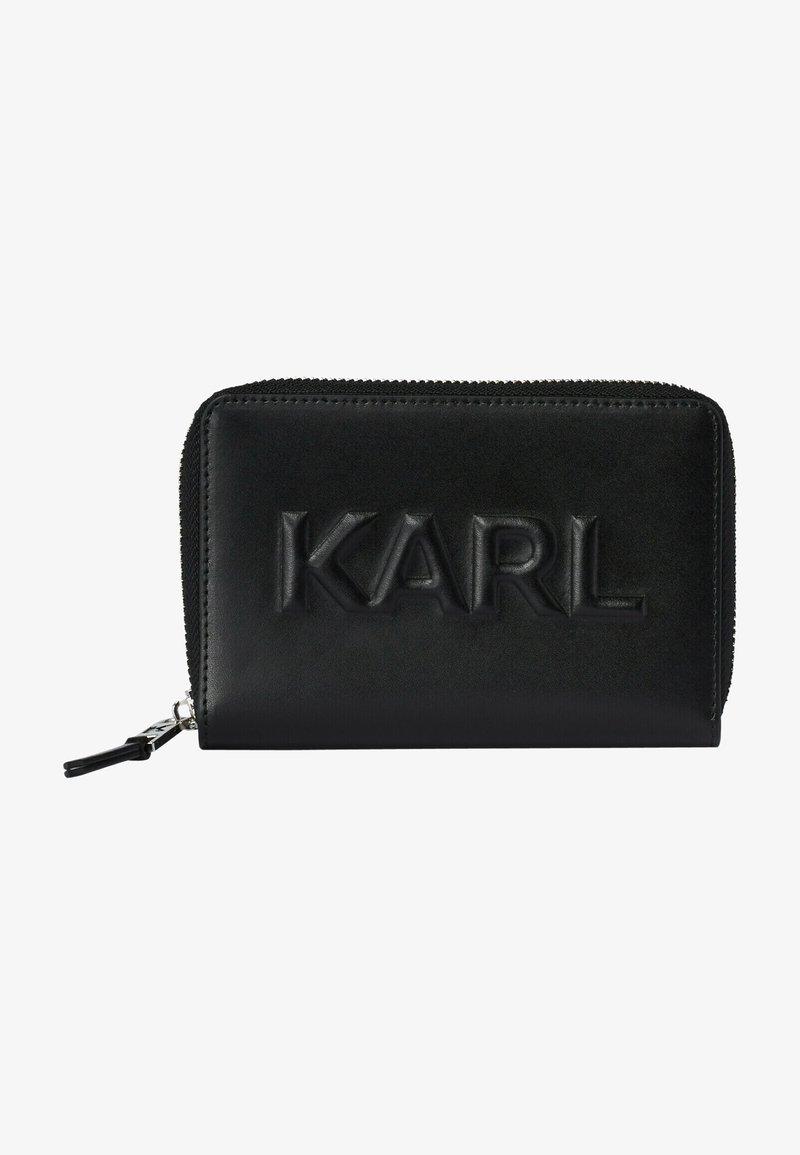 KARL LAGERFELD - Peněženka - black