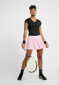 Nike Performance - MARIA SKIRT - Jupe de sport - pink rise/white - 1