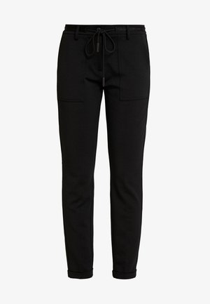 MIZIA - Trousers - black